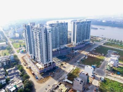 Bán căn hộ One Verandah 2PN, diện tích 80m2, view sông và Đảo Kim Cương