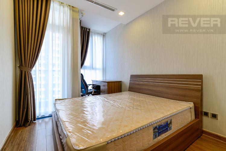 Phòng Ngủ 2 Cho thuê căn hộ Vinhomes Central Park 2PN 2WC, đầy đủ nội thất, view sông