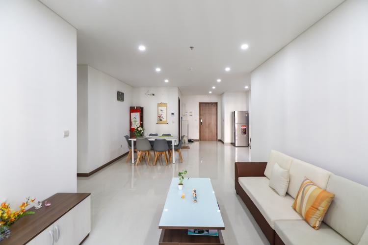 Cho thuê căn hộ Hado Centrosa Garden 2PN, diện tích 95m2, đầy đủ nội thất, view nội khu