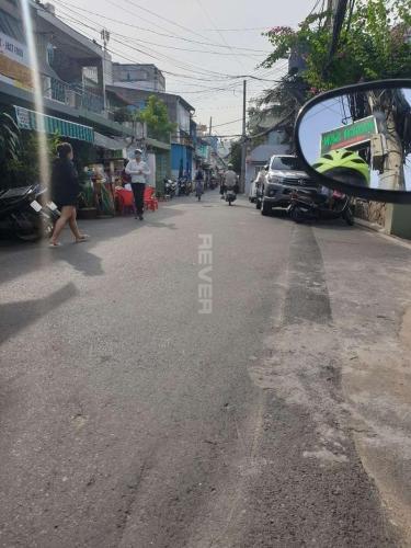 Đường vào Nhà phố Trần Khắc Chân, Phú Nhuận  Nhà phố mặt tiền đường Trần Khắc Chân, diện tích 24m2, thiết kế hiện đại