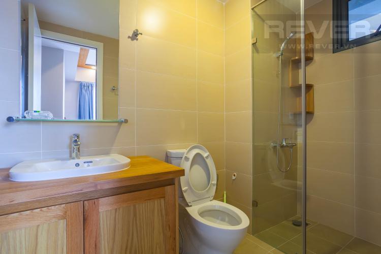 Phòng Tắm 01 Cho thuê căn hộ Masteri Thảo Điền tầng cao, 2PN, đầy đủ nội thất