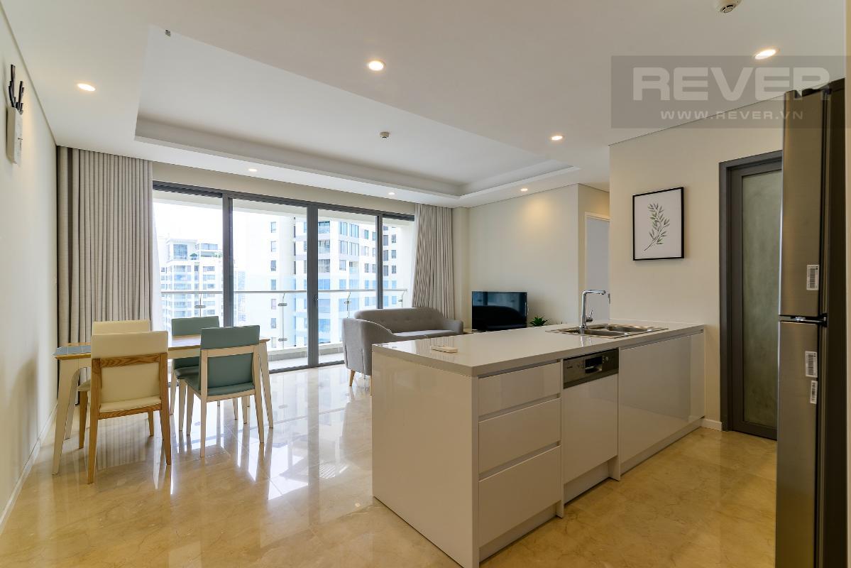 _DSC4165 Cho thuê căn hộ Diamond Island - Đảo Kim Cương 2 phòng ngủ, tầng 21, diện tích 82m2, đầy đủ nội thất