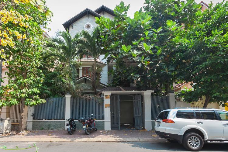 Bán hoặc cho thuê biệt thự KDC Bình Hưng, Bình Chánh, diện tích 10x20m, nội thất cơ bản, cách đường 9A khoảng 180m