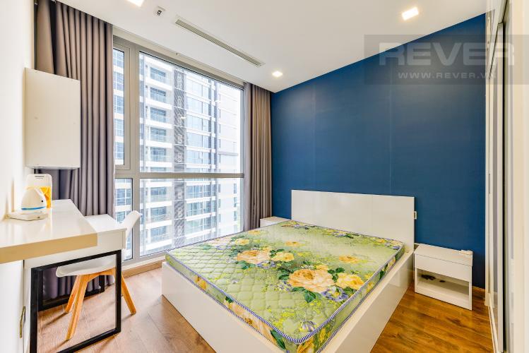Phòng ngủ 2 Căn hộ Vinhomes Central Park 2 phòng ngủ tầng trung P4 view công viên