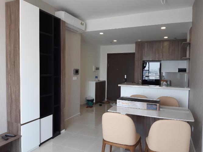 Cho thuê căn hộ RiverGate Residence tầng cao, tháp B, diện tích 74m2 - 2 phòng ngủ, đầy đủ nội thất