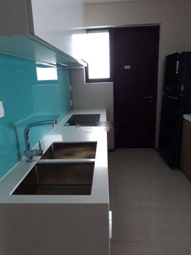 Phòng bếp One Verandah Quận 2 Căn hộ One Verandah hướng Tây, view sông thoáng mát.