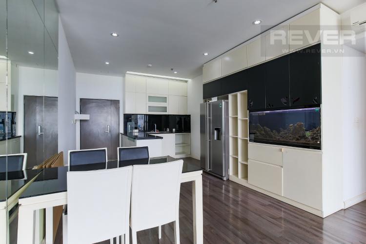 Phòng Bếp Căn hộ La Casa 2 phòng ngủ tầng cao 1A nội thất đầy đủ