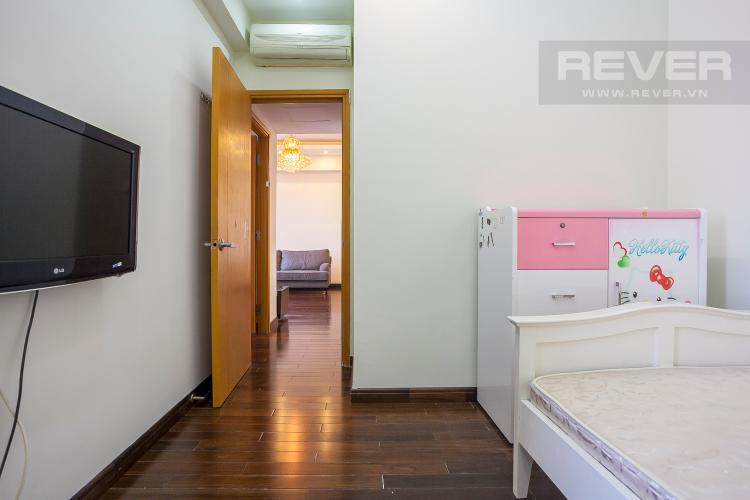 Phòng Ngủ 2 Căn hộ Saigon Pearl 2 phòng ngủ tầng cao Ruby 1 view sông