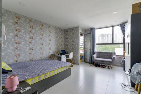 Bán căn hộ officetel Orchard Garden Phú Nhuận 1PN, diện tích 36m2, đầy đủ nội thất