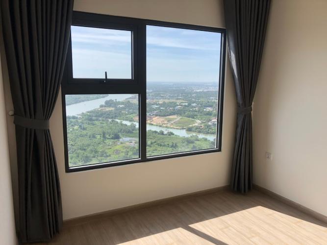 Phòng ngủ căn hộ Vinhomes Grand Park Căn hộ Vinhomes Grand Park ban công Đông Nam, view sông cực thoáng.