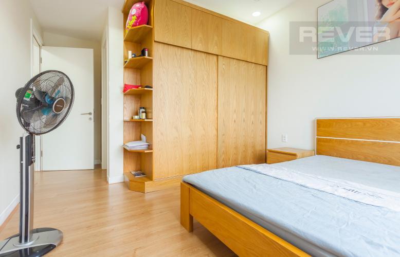 Nội thất phòng ngủ Căn hộ Masteri Thảo Điền tầng trung hướng Tây tháp T1