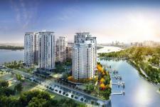 Đảo Kim Cương: Dự án nổi bật trong quy hoạch quận 2