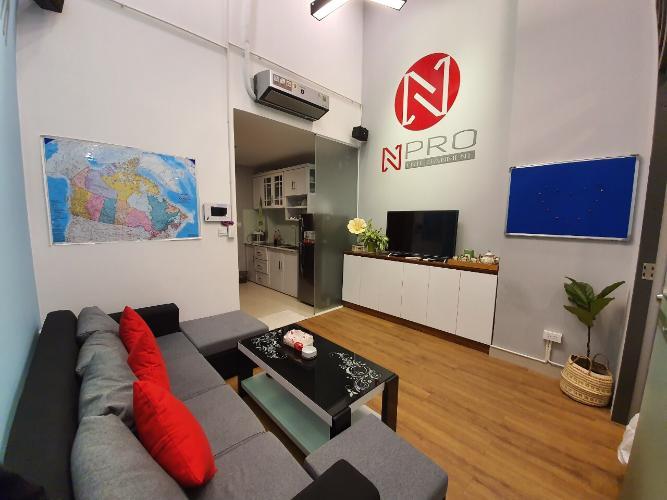Bán căn hộ RiverGate Residence 1 phòng ngủ, diện tích 28m2, đầy đủ nội thất