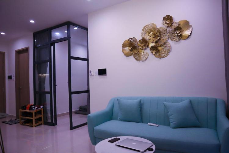 Căn hộ Vinhomes Grand Park tầng 22, đầy đủ nội thất tiện nghi.