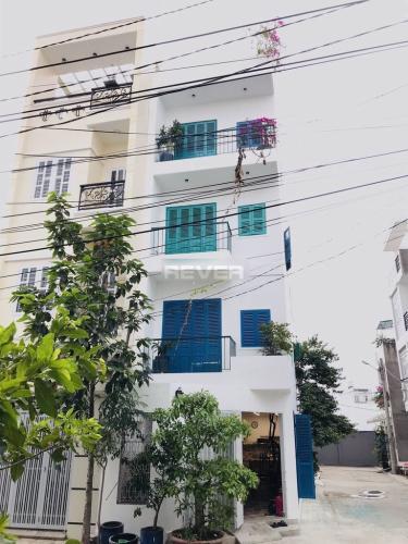 Mặt tiền nhà phố Nguyễn Duy Trinh, Quận 9 Nhà phố 2 mặt tiền hướng Bắc, hẻm xe hơi rộng rãi.
