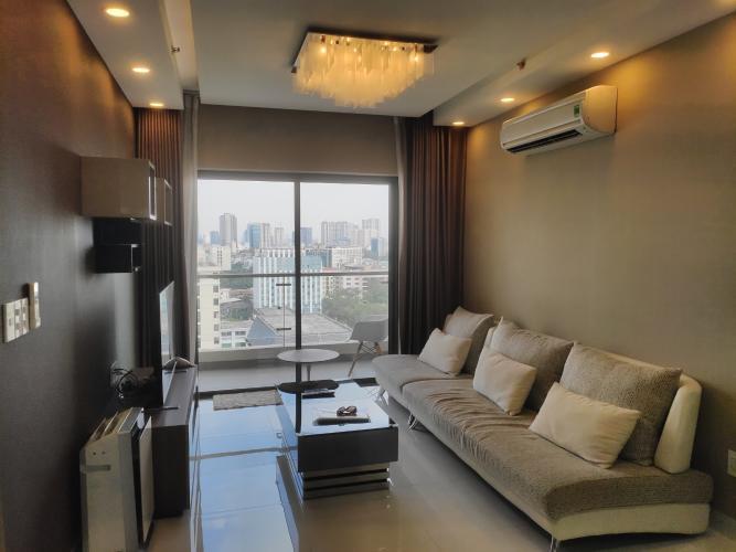Cho thuê căn hộ The Everrich Infinity 2PN, diện tích 80m2, đầy đủ nội thất, view trường ĐH Sư phạm