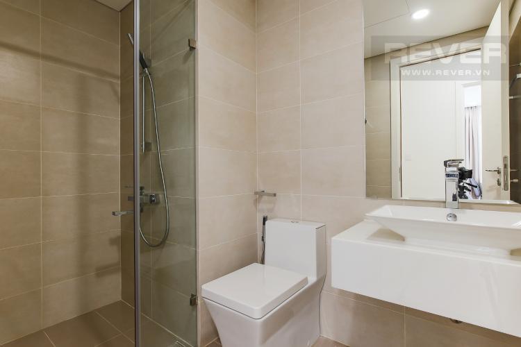 Phòng Tắm Cho thuê căn hộ Masteri Millennium 1PN 1WC, đầy đủ nội thất, view sông
