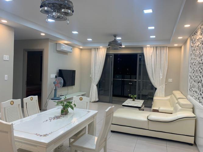 Bán căn hộ The Gold View tầng trung, diện tích 130m2 - 3 phòng ngủ, đầy đủ nội thất