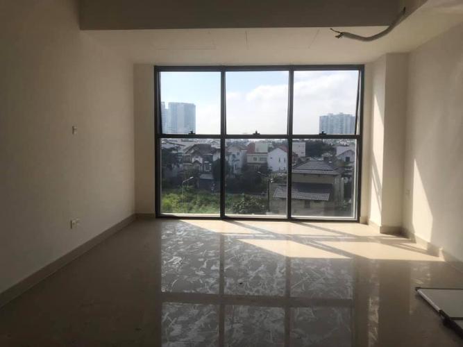 Căn hộ Officetel The Sun Avenue nội thất cơ bản, view thành phố.