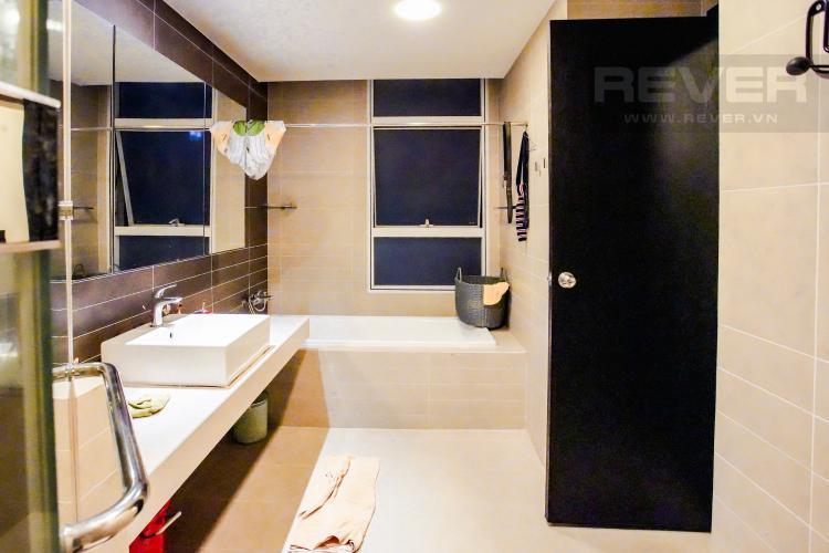 Phòng Tắm 1 Bán căn hộ Sunrise City 3PN, tầng cao, đầy đủ nội thất, view Quận 7