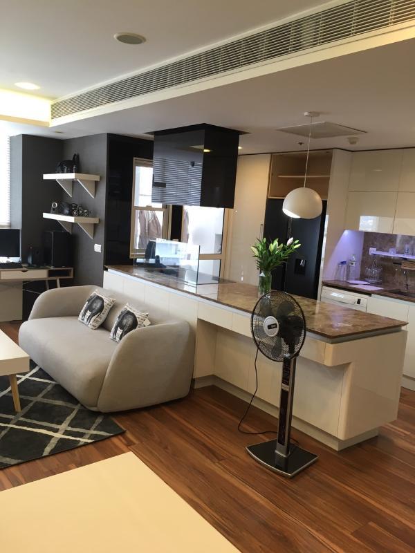 can-ho-SUNRISE-CITY Cho thuê căn hộ Duplex Sunrise City 2PN, tầng cao, đầy đủ nội thất, hướng Nam thoáng mát