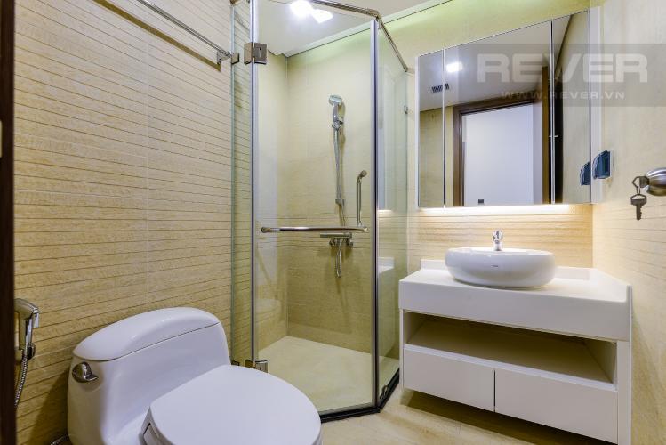Phòng tắm 2 Căn hộ Vinhomes Central Park tầng thấp, Park 5, 2 phòng ngủ, view sông