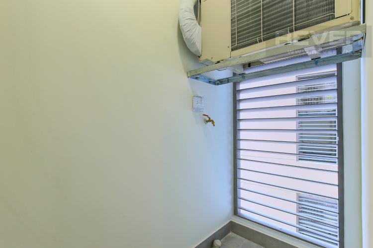 Logia Bán căn hộ Masteri Millennium tầng cao, 2PN, tiện ích đa dạng
