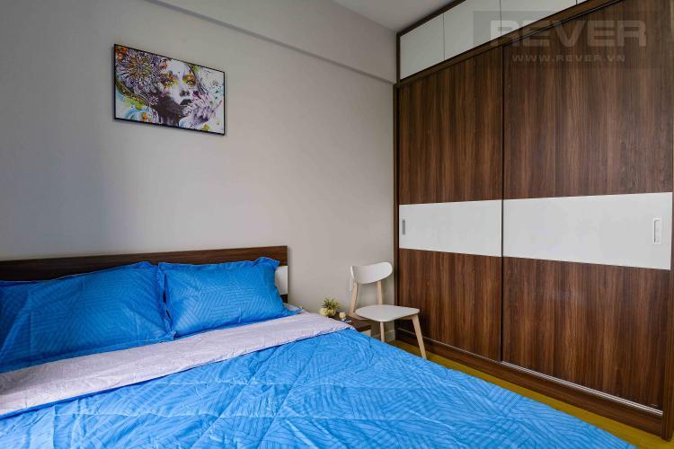 Phòng Ngủ 2 Cho thuê căn hộ Masteri Thảo Điền 2PN, tháp T1, đầy đủ nội thất, view Xa lộ Hà Nội