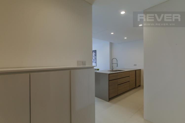 Phòng Bếp Bán hoặc cho thuê căn hộ City Garden 1PN, tầng thấp, diện tích 65m2, đầy đủ nội thất