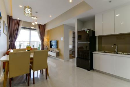 Bán căn hộ Masteri An Phú 2PN, tháp B, đầy đủ nội thất, view sông thoáng đãng