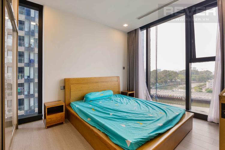 Phòng Ngủ 3 Bán căn hộ Vinhomes Golden River 3PN 2WC, nội thất cao cấp, view sông