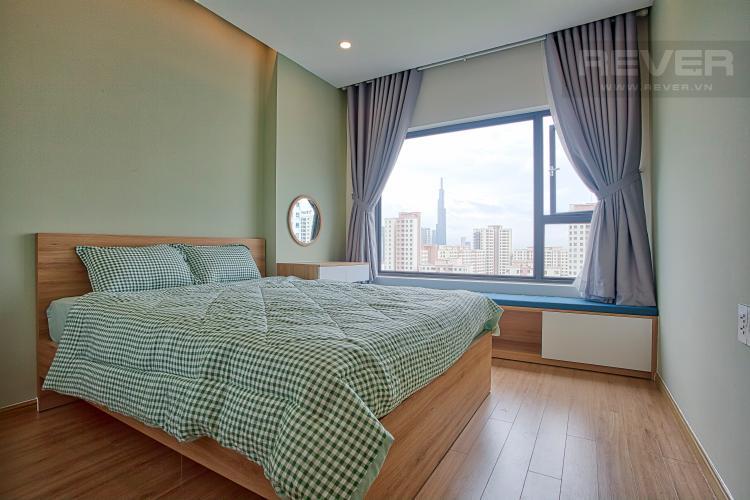 Phòng Ngủ Căn hộ New City Thủ Thiêm tầng cao, tháp Babylon, 1 phòng ngủ, full nội thất