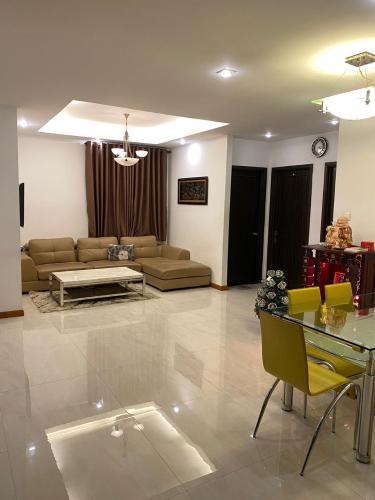 Căn hộ chung cư An Phú, Quận 2 Căn hộ chung cư An Phú hướng Tây Bắc đầy đủ nội thất tiện nghi.