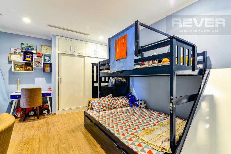 Phòng Ngủ 2 Căn hộ Vinhomes Central Park 3 phòng ngủ tầng cao L1 hướng Bắc