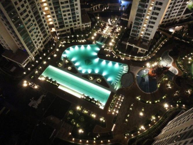 VIEW  căn hộ Diamond Island Căn hộ Diamond Island đầy đủ nội thất sang trọng, view thành phố.