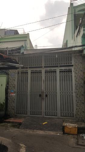 Mặt tiền nhà phố Phạm Quý Thích, Tân Phú Nhà phố hẻm xe hới hướng Đông, gần ngay chợ Tân Hương.