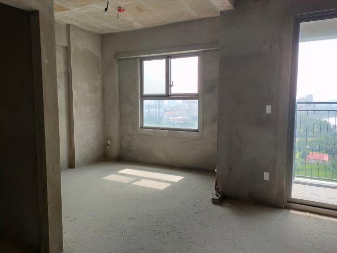 Cho thuê căn hộ Saigon South Residence tầng thấp, 3 phòng ngủ, diện tích 104.03m2.