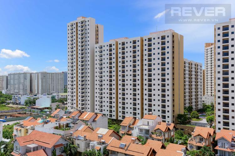 View Bán căn hộ De Capella 2PN, block A, diện tích 80m2, hướng Đông Bắc đón gió