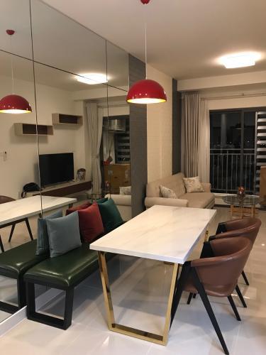 Cho thuê căn hộ The Sun Avenue 2PN, tầng 25, block 3, diện tích 56m2, đầy đủ nội thất