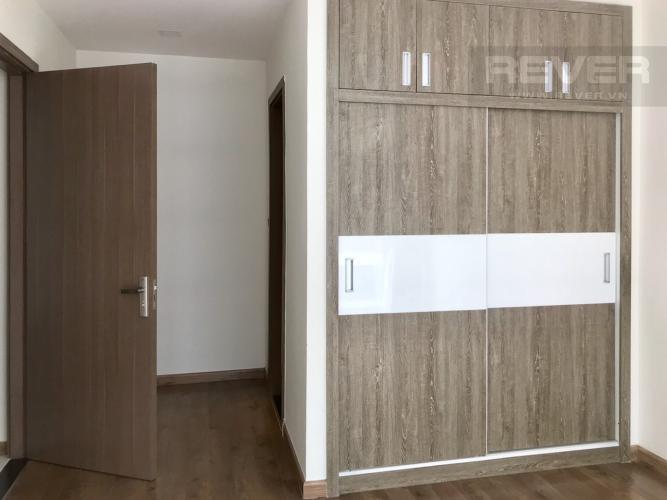 Phòng Ngủ 2 Bán căn hộ Vinhomes Central Park 2PN, tháp Park 1, nội thất cơ bản, view công viên và mé sông