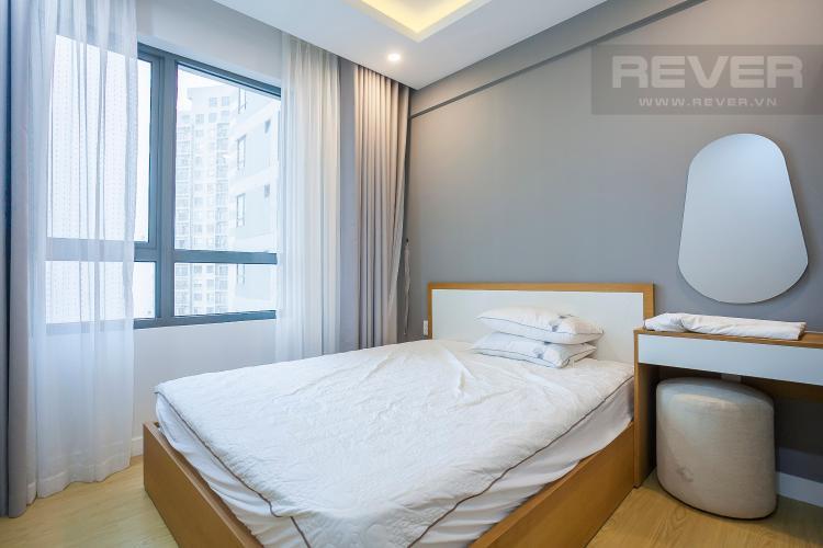 Phòng Ngủ 1 Căn hộ Masteri Thảo Điền 2 phòng ngủ tầng cao T4 nội thất đầy đủ