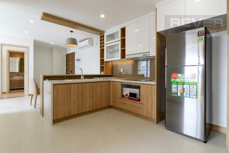 Nhà Bếp Cho thuê căn hộ New City Thủ Thiêm 85m2 gồm: 3PN 2WC, hướng Đông Bắc, view nội khu