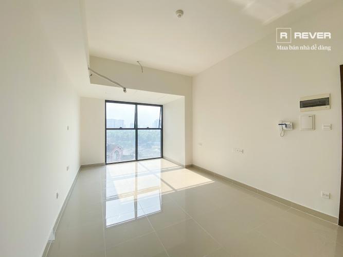 Phòng khách Căn hộ THE SUN AVENUE Bán officetel The Sun Avenue 1PN diện tích 33.67m2, nội thất cơ bản