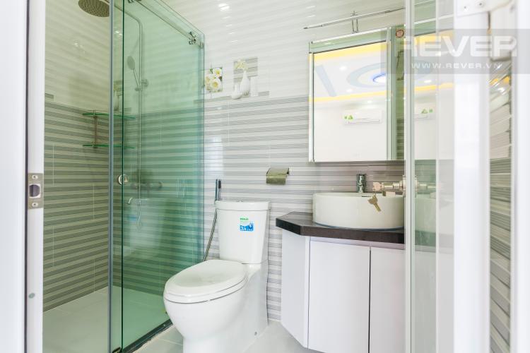 Phòng tắm 2 Nhà phố khu compound Mega Khang Điền Quận 9 nội thất đầy đủ