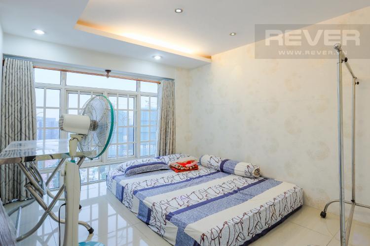 Phòng Ngủ 4 Căn hộ Phú Hoàng Anh 4PN có tầng lửng, đầy đủ nội thất