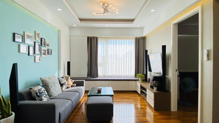 Bán căn hộ E-home 5 The Bridgeview 2 phòng ngủ, diện tích 68m2, đầy đủ nội thất