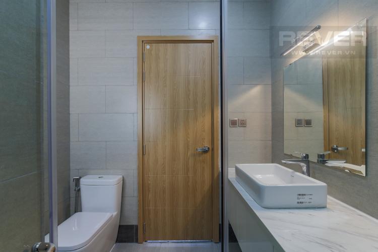 Phòng Tắm 1 Cho thuê office-tel Thủ Thiêm Lakeview 2PN, tầng trệt, tiện ích nội khu đa dạng