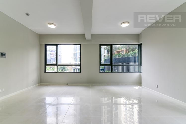 Phòng Khách officetel MASTERI AN PHÚ Bán hoặc cho thuê căn hộ officetel Masteri An Phú, diện tích 47m2, nội thất cơ bản