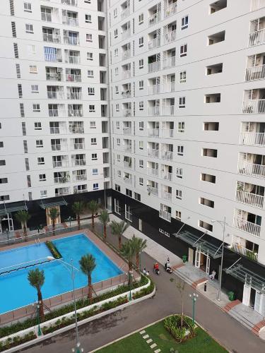 Chung cư Tara Residence, Quận 8 Căn hộ chung cư Tara Residences nội thất cơ bản, view thành phố.