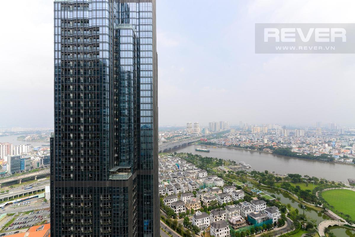 6a424444bfc0599e00d1 Cho thuê căn hộ Vinhomes Central Park 3PN, tầng cao, đầy đủ nội thất, view sông thông thoáng